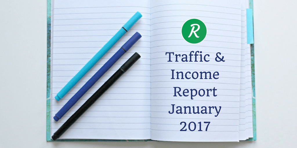 OnlineRockersHub Traffic and Income Report January 2017