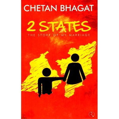 2 States - The Story of My Marriage Book Cover