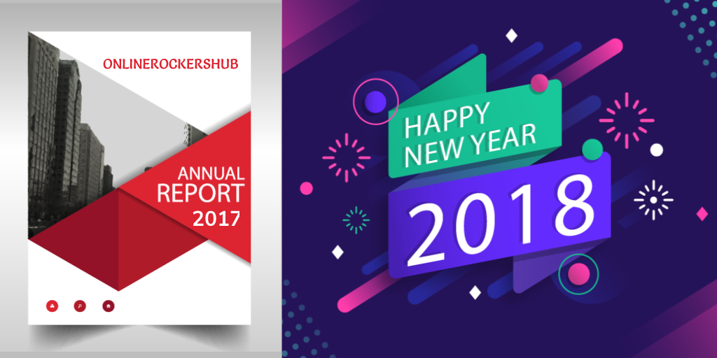 OnlineRockersHub Annual Report 2017 and Happy New Year 2018