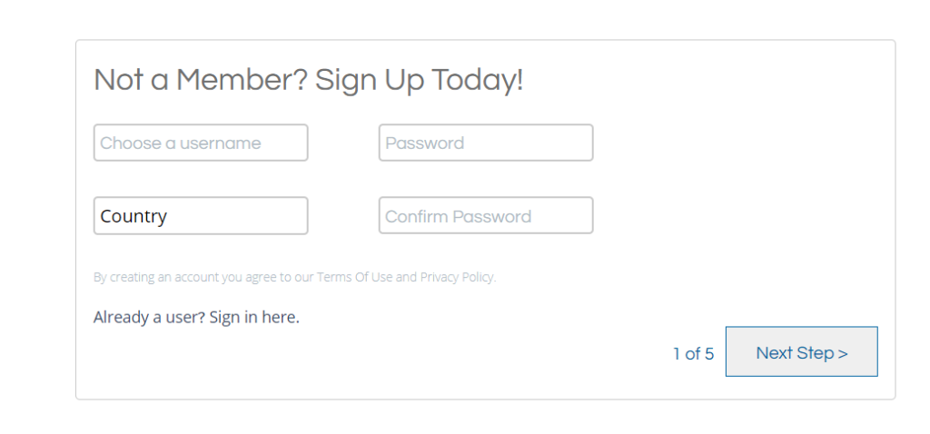 shareasale account registration