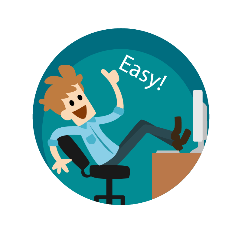 cpanel is easy