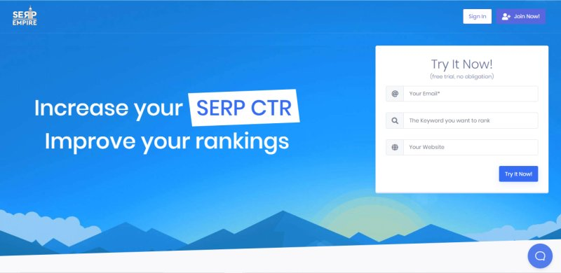 SERPEmpire Review: The Automation Tool you need for improving CTR in 2020