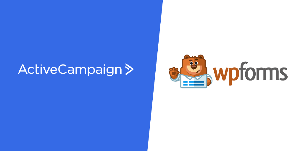 How To Create an ActiveCampaign Form Using WPForms (Step-By-Step)