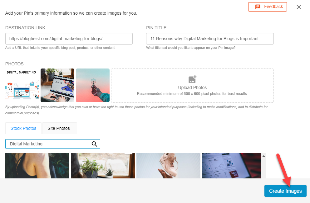 Tailwind Create: How to Create Pinterest Pins Easily?