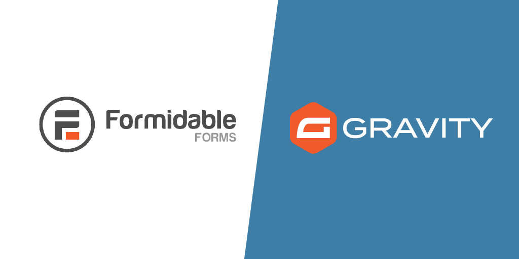 formidable forms vs gravity forms