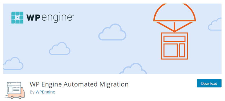 WP Engine Automted Migration Plugin