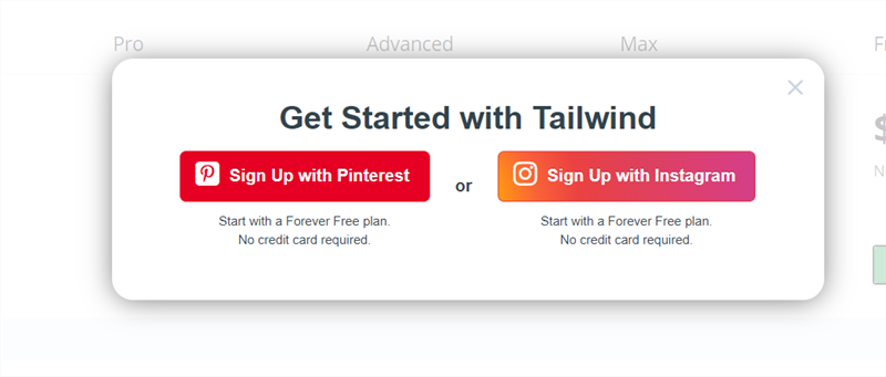 get started with tailwind